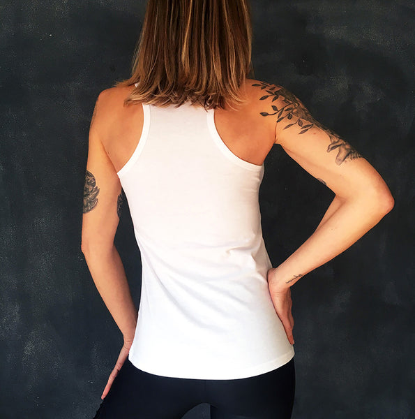 Bubblegum Yoga Ladies Vest