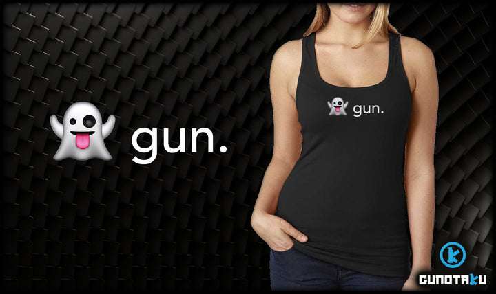 Ghost Gun Ladies Jersey Tank