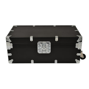 "Large Indestructo Travel Trunk - 32"" x 17"" x 13"""