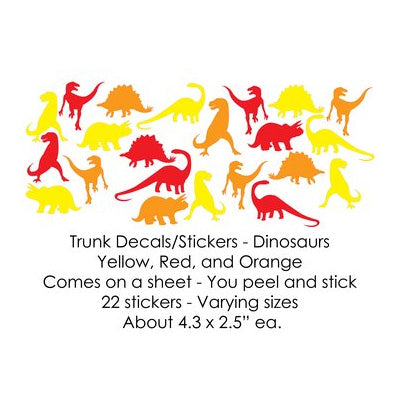 Dinosaur Stickers / Decals