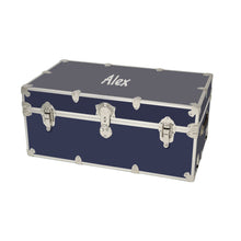 Load image into Gallery viewer, Large Sticker Trunk with Personalized Monogramming