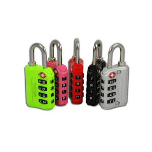 WordLock TSA Luggage Combination Lock