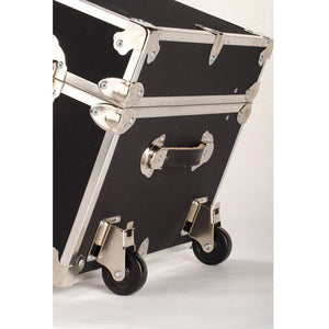 "Large Sticker Trunk - 32"" x 18"" x 14"""