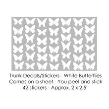 Load image into Gallery viewer, Butterfly Stickers / Decals