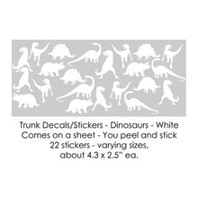 Load image into Gallery viewer, Dinosaur Stickers / Decals