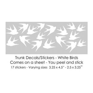 Bird Stickers / Decals