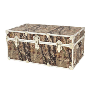 "XL Realtree Camo Trunk - 34"" x 20"" x 15"""