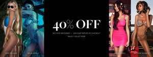 40% Off Collections