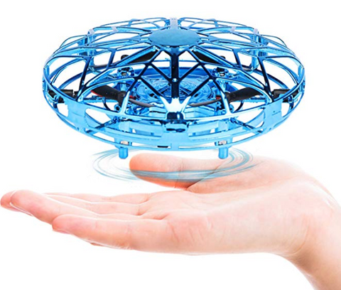 Hand Controlled UFO Drone