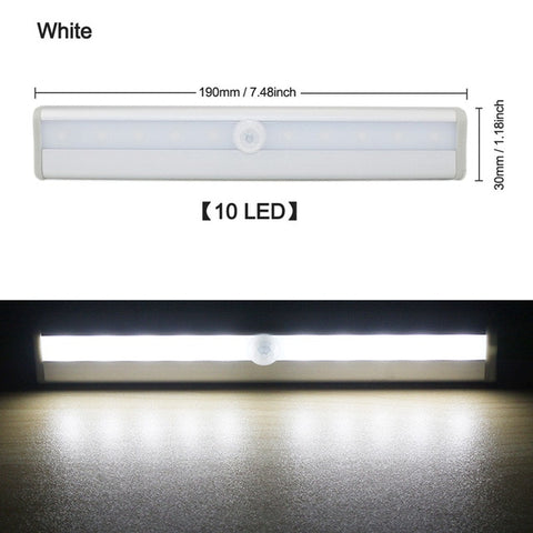 LED Motion Sensored House Lights