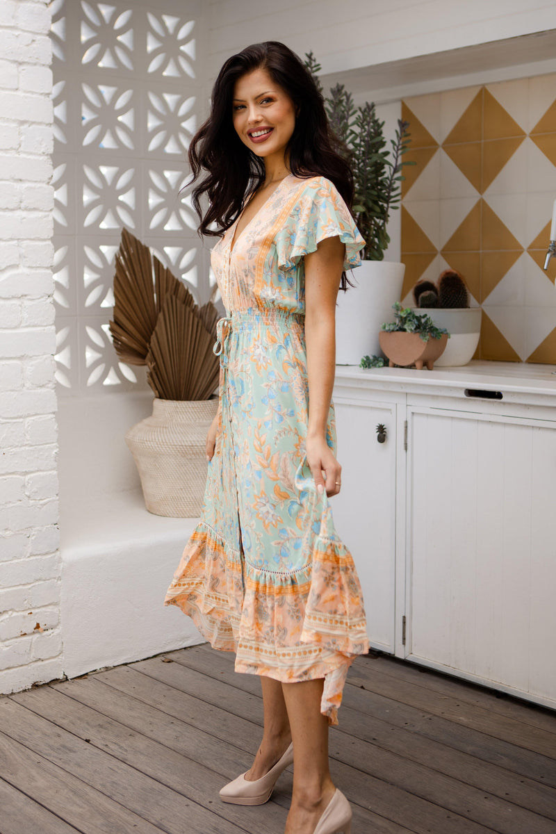 The Analia Dress - Bondi