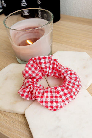 Rozel Scrunchie – Red