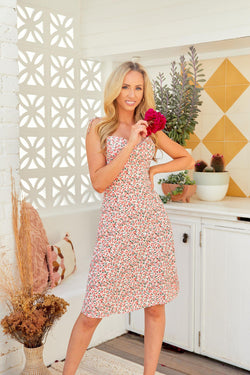 The Delaney Dress – Bloom