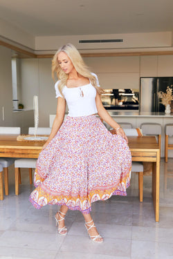 The Cassandra Skirt