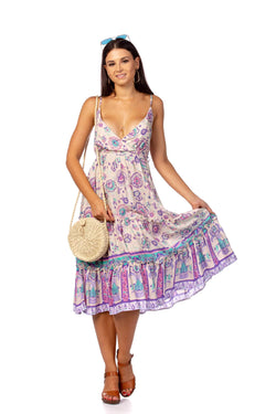 Dress Lavender Dress