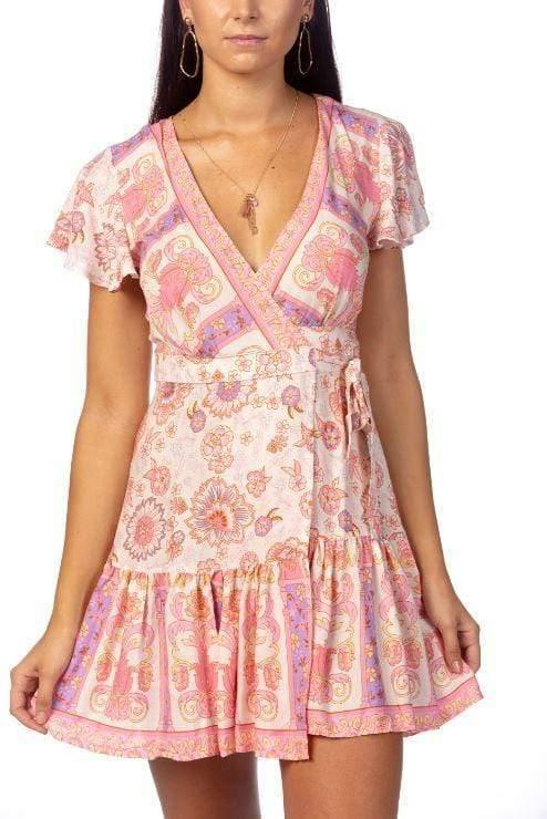 Dress Rosie Wrap Dress