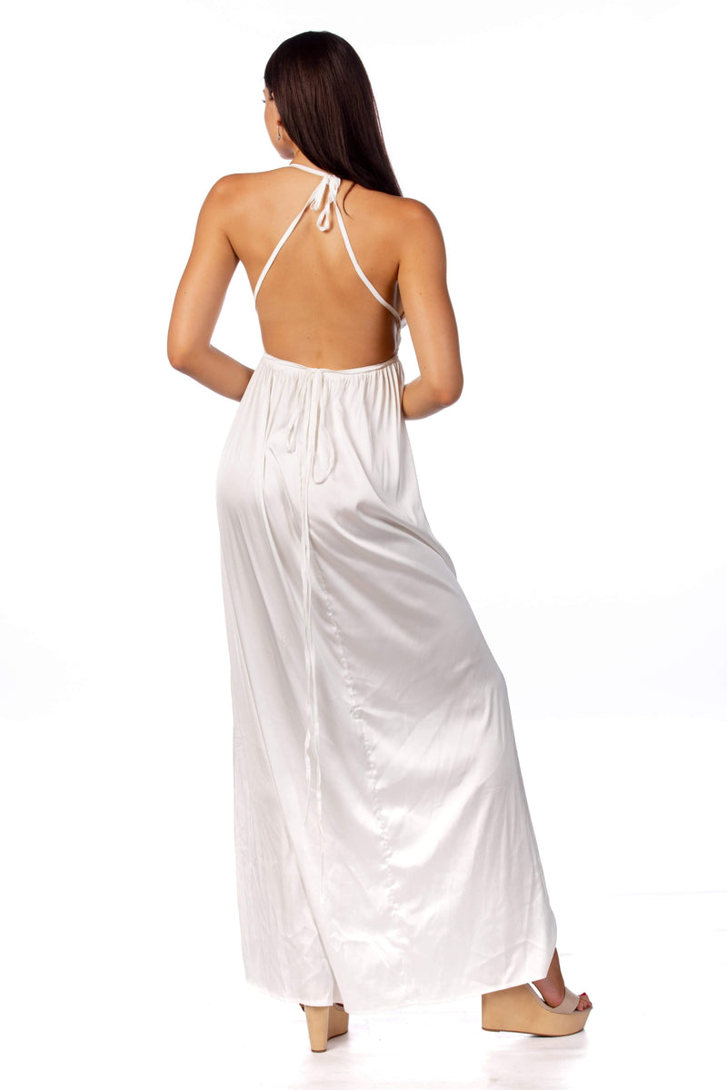 Dress Scandalous - White Dress