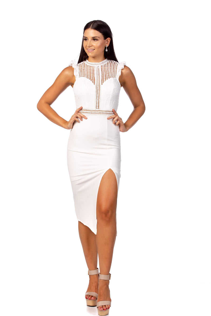 Dress Soho White Dress