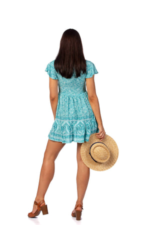 Dress Valentina Button Down Dress