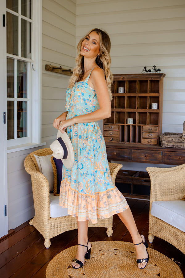 The Yvette Dress - Bondi