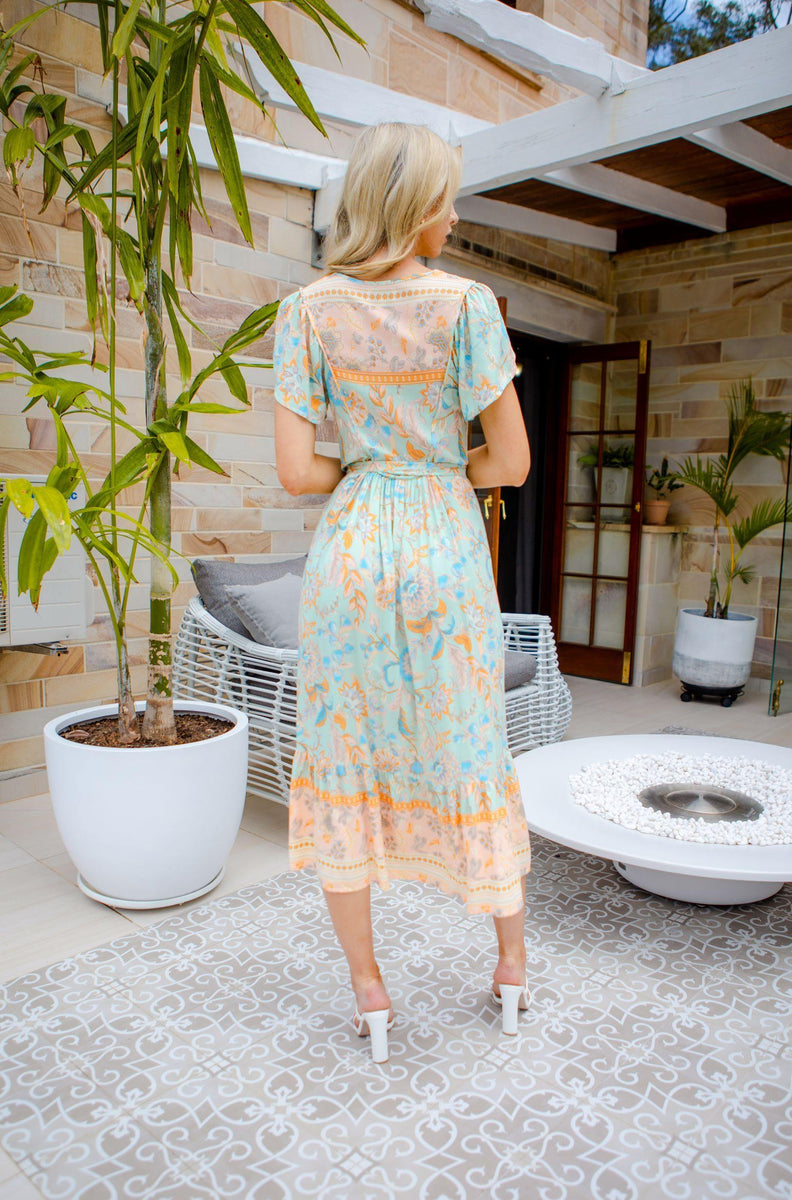 The Enya Dress - Bondi