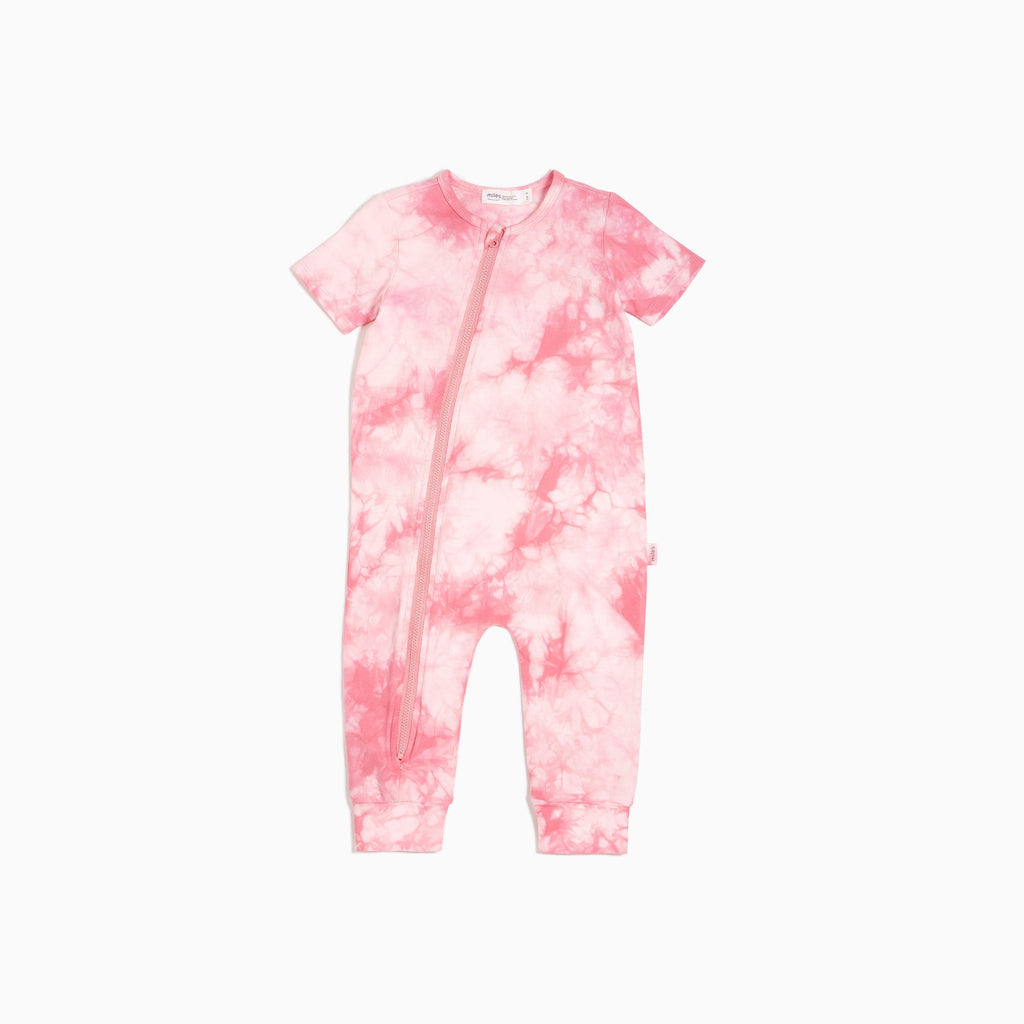 Melon Tie dye Playsuit