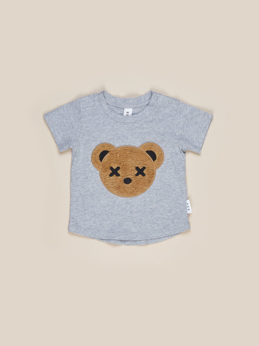 HUX Bear Applique Tshirt