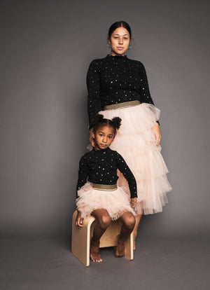 Mom Layered Tutu Skirt