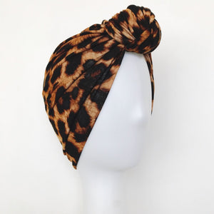 Glam Knot Turban