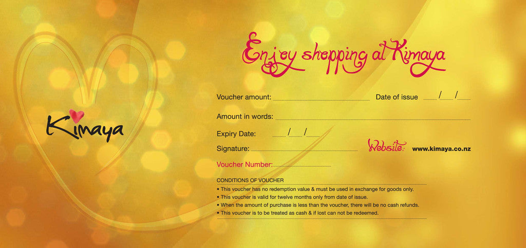 Gifting Vouchers