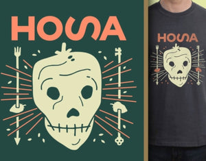 HOSA Standard T-Shirt - 2 Color Design