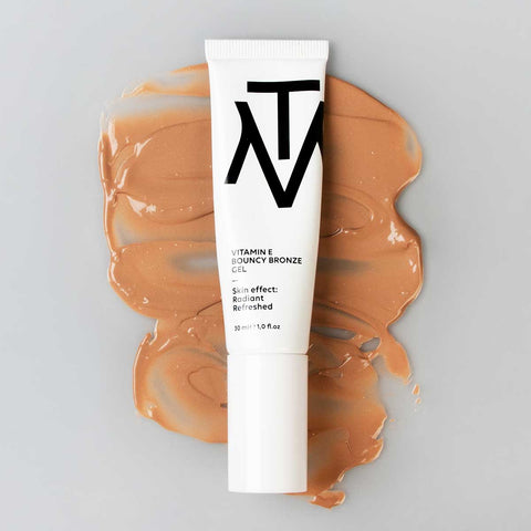 Vitamin E Bouncy Bronze Gel Golden Bronze