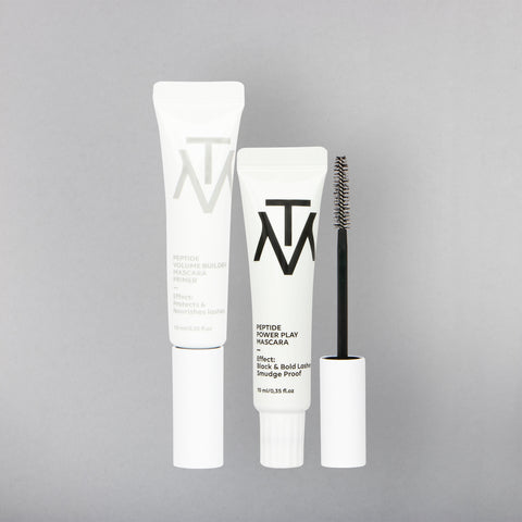 Peptide Power Play Mascara & Primer Duo
