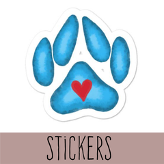 Order PawPads Stickers