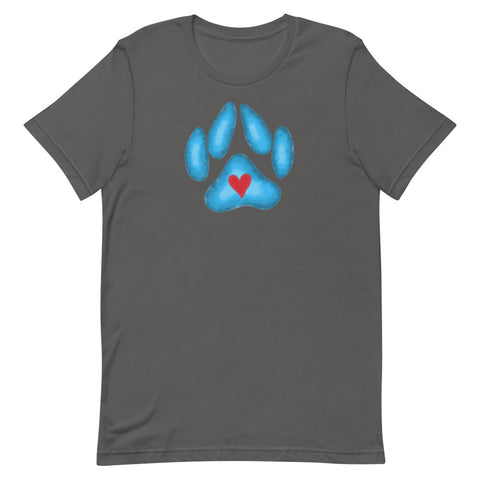Loving Paw Adult Unisex Tee