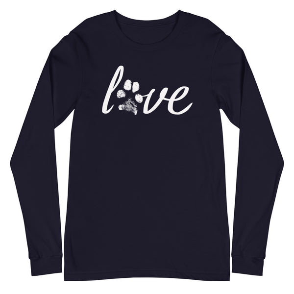 Love Charlie Unisex Long Sleeve Tee - Light Print