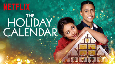The Holiday Calendar netflix filmposter