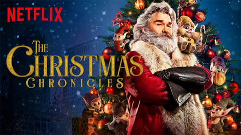 The Christmas Chronicles filmposter netflix