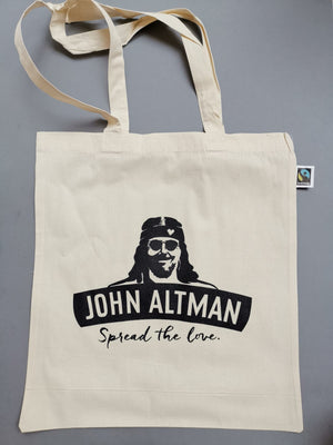 John Altman Canvas Tas - John Altman