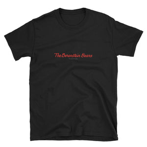 "Mandela effect T-Shirt ""Berenstein Bears"""