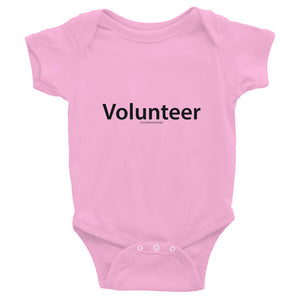 """Volunteer"" Infant Bodysuit"