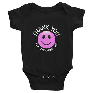 """Thank You"" Infant Bodysuit"