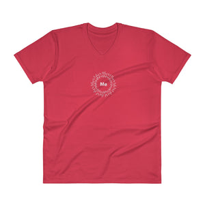 """Me frequency"" V-Neck T-Shirt"