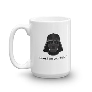 "Mandela Effect ""Luke"" Coffee Mug"