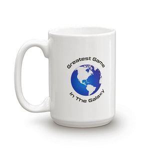 """Greatest Game"" Coffee Mug"