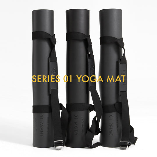 Explore our supreme eco-friendly alignment yoga mats - Furö Studios reenvisioning yoga