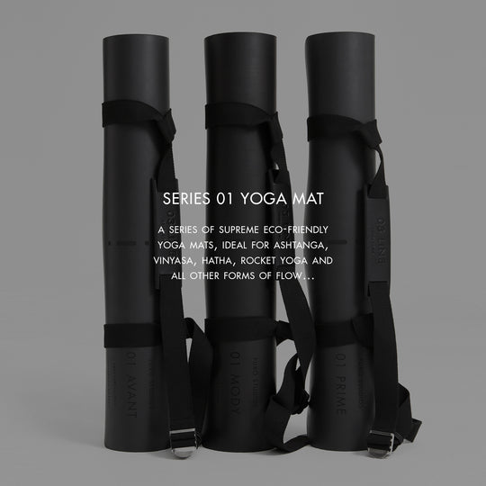 Explore our supreme eco-friendly alignment yoga mats - Furö Studios redefining yoga