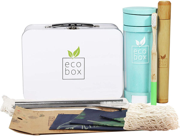 Zero Waste Starter Kit | 10 Sustainable Products You Need In Your Home!