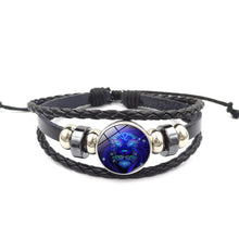 Load image into Gallery viewer, Leo Zodiac Bracelet Horoscope | Shop The Coolest