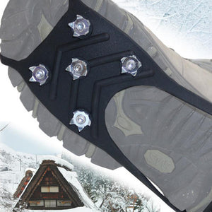 Snow Shoes Snow Cleats Ice Cleats Snow Traction Grip Pair
